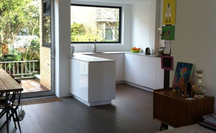 Keuken in Utrecht, door Babette Meubel & Interieur