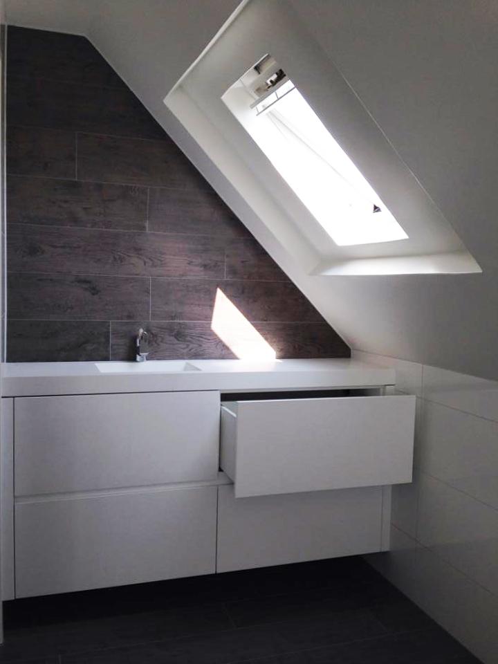 Badkamer meubel Domburg 2015