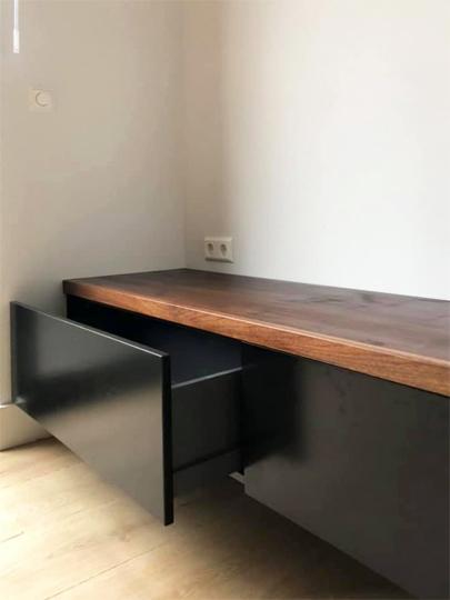 TV-meubel met la open